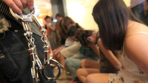 Девушки, попавшие в сексуальное рабство