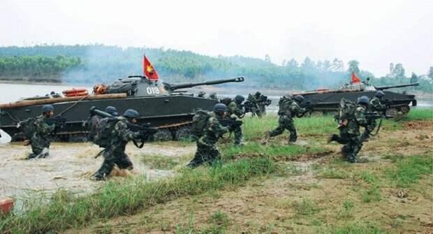 Во Вьетнаме раскрыли планы военной реформы