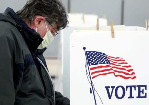 Участие американских граждан в президентских выборах
