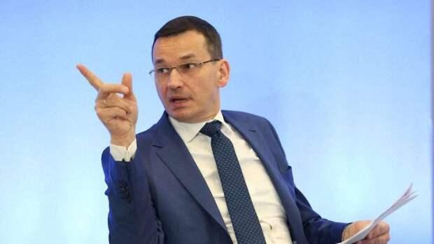 Премьер-министр Польши считает, что у властей РФ «совесть нечиста»