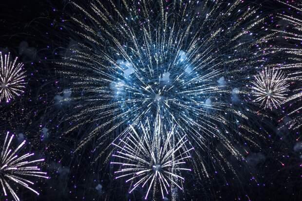 Новогодний салют ждет жителей Ижевска ночью 1 января