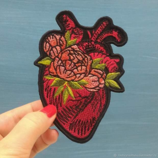 Сердечный декор (подборка)