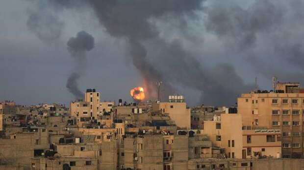ХАМАС сообщил о готовности прекратить обстрелы Израиля