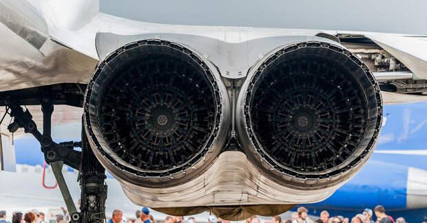"""ОДК поставила первую за 25 лет партию новых двигателей для """"стратегов"""""""