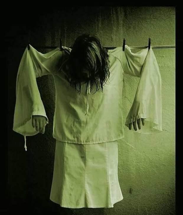 Рубаха на тот свет! Жуткая мистическая история