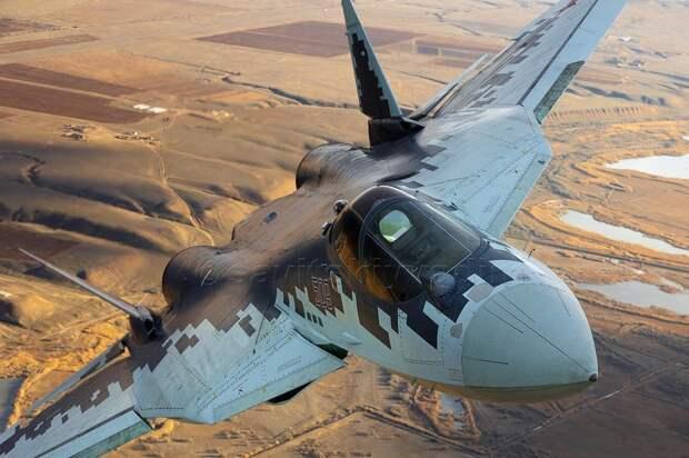 Су-57 может стать палубным: как планируется его «оморячить»