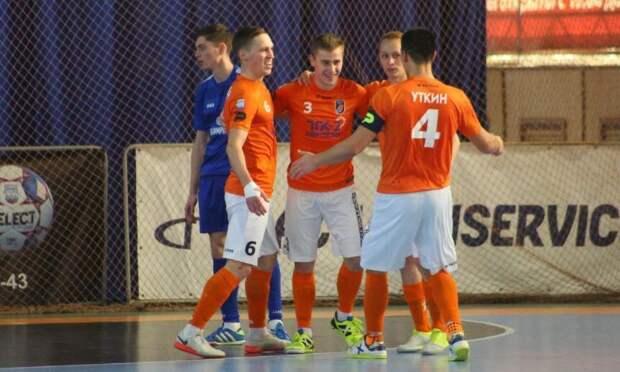 Гол игрока мини-футбольной «Северной Двины» вошёл вчисло лучших мячей, забитых впервенстве России— 2020/2021