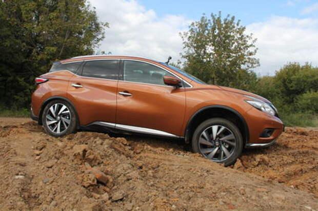 Nissan Murano: нагреваем шестеренки
