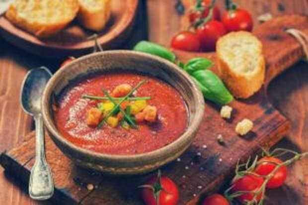 С остринкой. Готовим освежающие летние супы-пюре