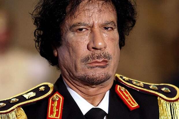Британия: мы зря убили Каддафи и уничтожили Ливию. Но Сирия - совсем другое дело