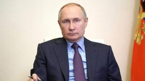 Путин указал на последствия для России от членства Украины в НАТО