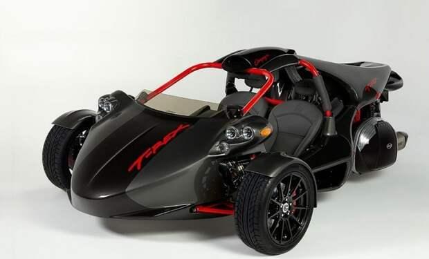 T-REX авто, автомир, мото, мотоцикл, самоделка, своими руками, сделай сам, трайк