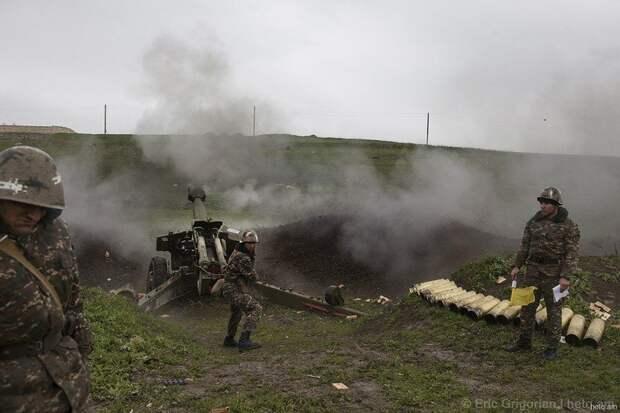 Армия обороны Карабаха опровергла информацию о боях в Гадрутском районе