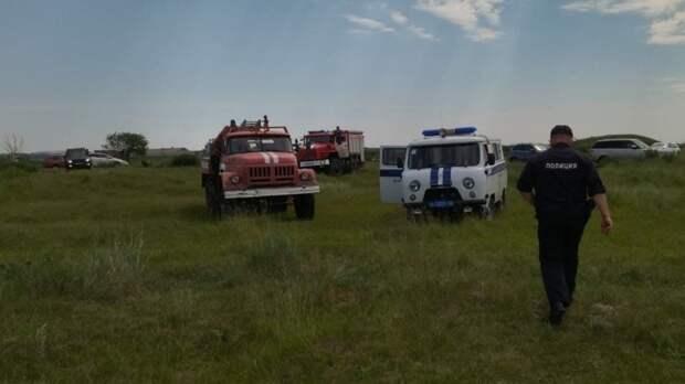Следователи начали проверку после крушения самолета в Кузбассе