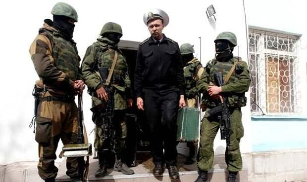 Украинцев из Крыма никто не ждет