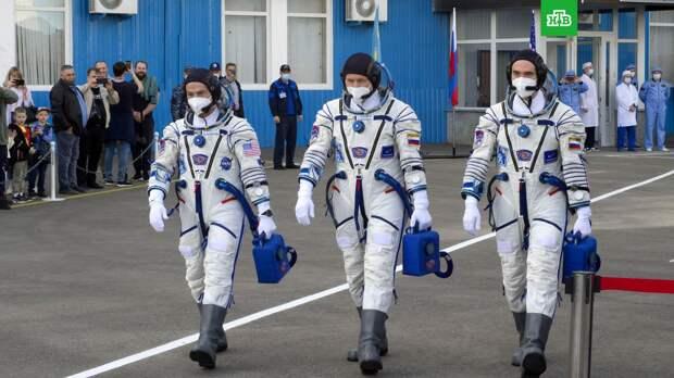 «Роскосмос» задумался о трансформации человека для полетов в дальний космос