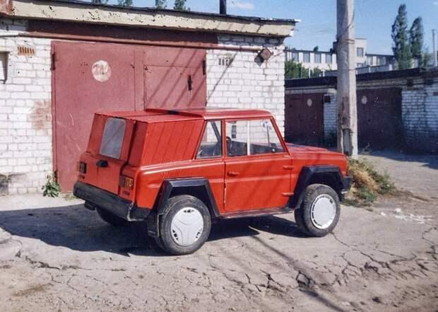 7 Фотографий тюнинга советских авто : от нелепого, до весьма интересного