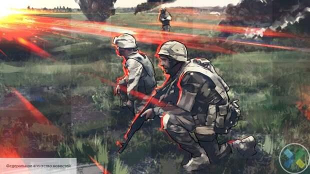 ВСУ за сутки два раза нарушили режим прекращения огня