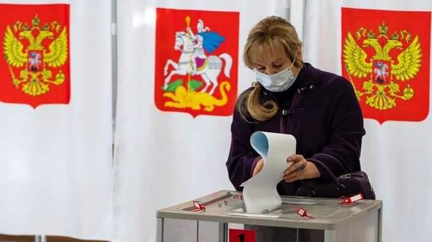 В Петербурге зафиксирована одна из самых низких по стране явок