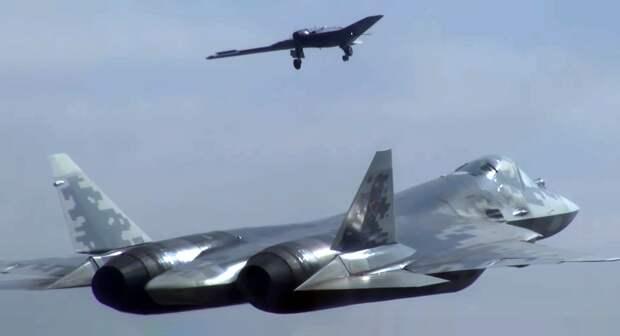 Российские ВВС вооружат стаями летающих роботов