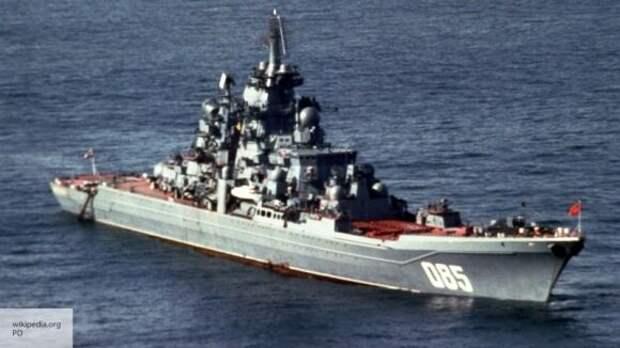 Возрождение самого мощного корабля России насторожило США