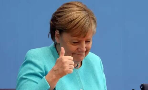 Меркель летит в Москву за «последним приказом и наградой» от Путина