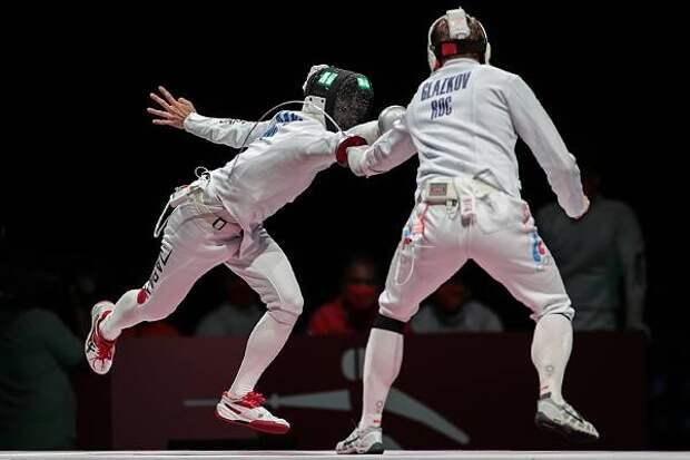 Российские шпажисты завоевали «серебро» на Олимпиаде