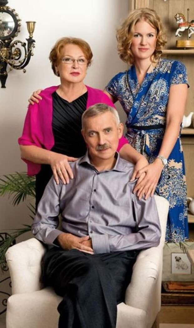 Евгений и Галина Киндиновы: Что помогло актёрам преодолеть все испытания и сохранить семью