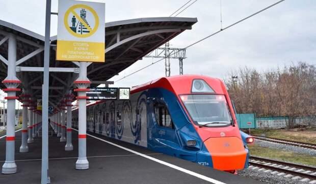 На МЦД откроют 11 новых станций и вокзальный комплекс