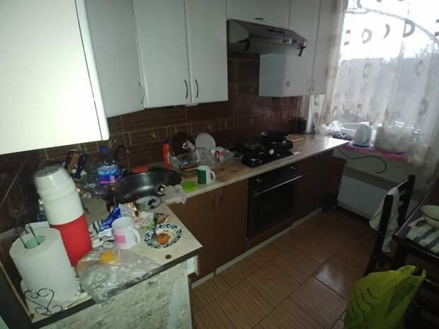 Почему моя кухня всегда выглядит грязной
