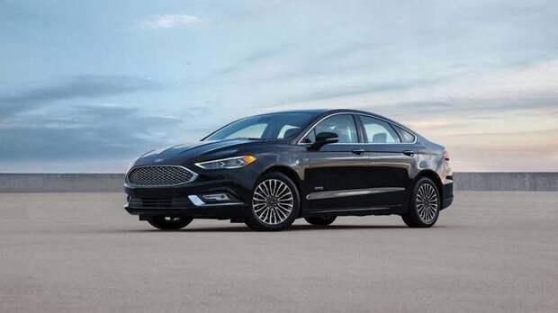 Там Fusion, тут — Mondeo: 10 авто, которые у нас называются иначе