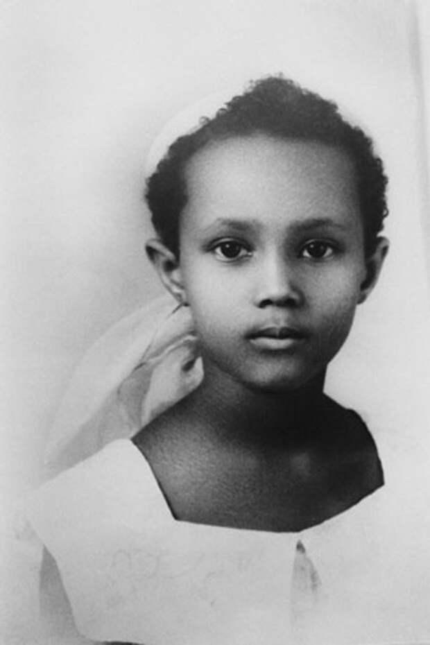 Супермодель Иман: африканская королева