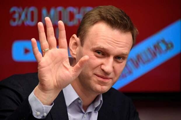 Навальный все-таки смог в 2020 уехать в отпуск за границу!
