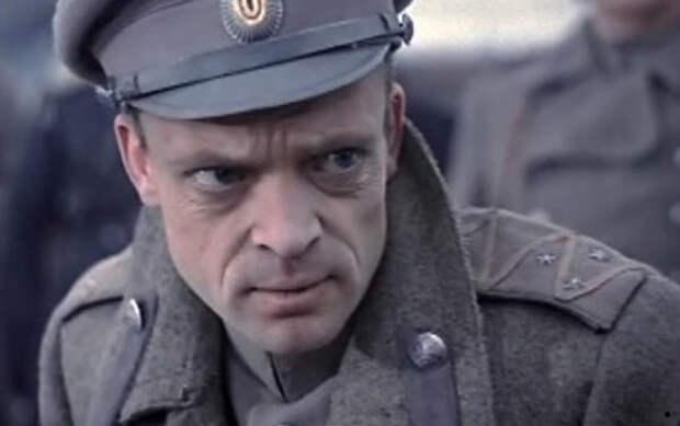 """Генерал Хлудов """"Бег"""""""