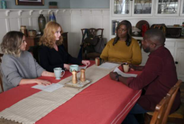 Good Girls Recap: Tension Between Beth and Stan Boils Over, While Nick Ties Up a Critical Loose End