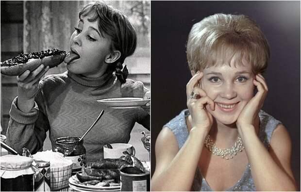 Звезда советского кино, народная артистка РСФСР, ее голосом говорили многие герои замечательных фильмов.