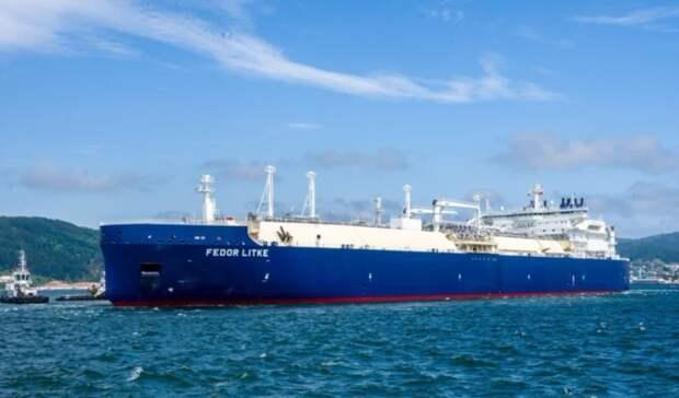 «Арктик СПГ 2» получит еще 10 газовозов