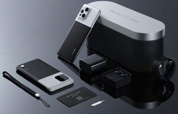 Oppo выпустила мощный камерафон Find X3 Pro Photographer Edition