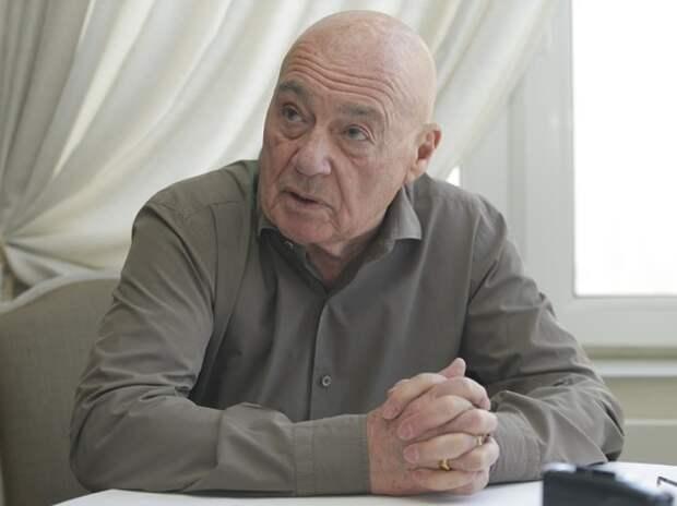Познер заявил, что его слова о «нерусском Пушкине» исказили журналисты