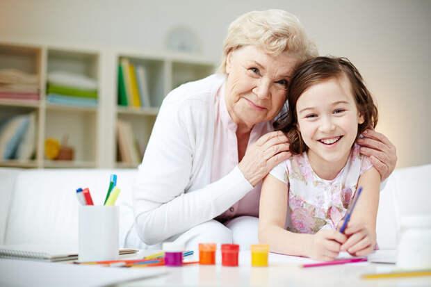 Уход за внуками может стать основанием для досрочной пенсии