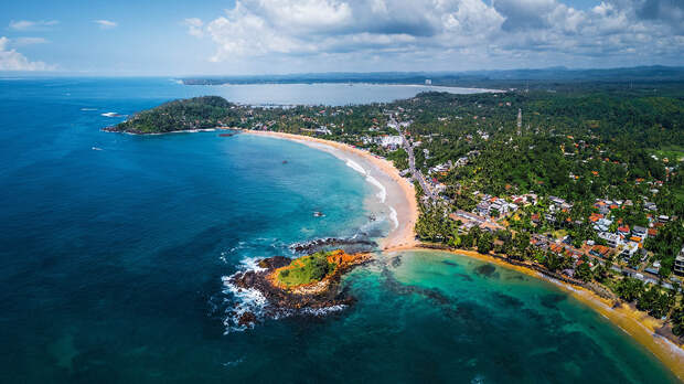 На Шри-Ланке предложили смягчить условия въезда вакцинированных российских туристов