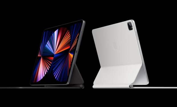 Apple представила планшет iPad с процессором от компьютера