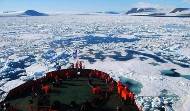 426 предприятий-загрязнителей проверят вАрктике
