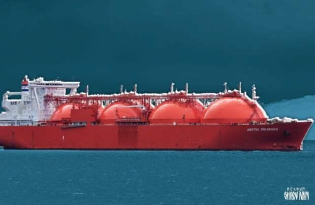 Литовскую «Независимость» «отравил» российский газ