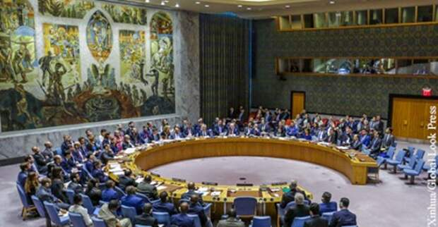 Запад придумал способ обойти право вето России в СБ ООН