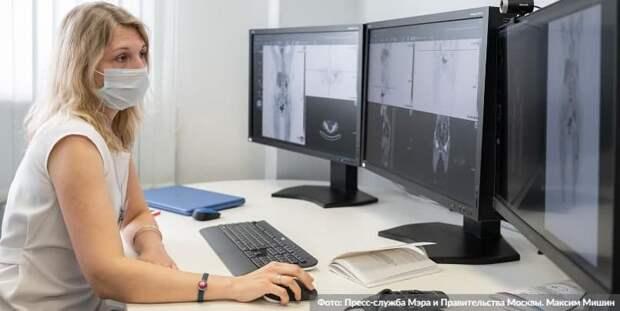Московский сервис поможет врачам по всей стране обработать лучевые снимки с помощью ИИ