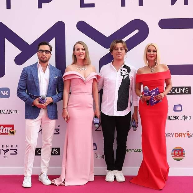 Ксения Собчак развелась с Максимом Виторганом и решила судьбу сына Платона