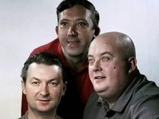 Знаменитая троица: Трус, Бывалый и Балбес   Фото: mediarupor.ru