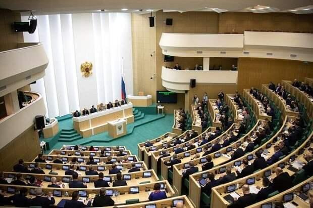 Совфед одобрил закон, ограничивающий продажи финпродуктов