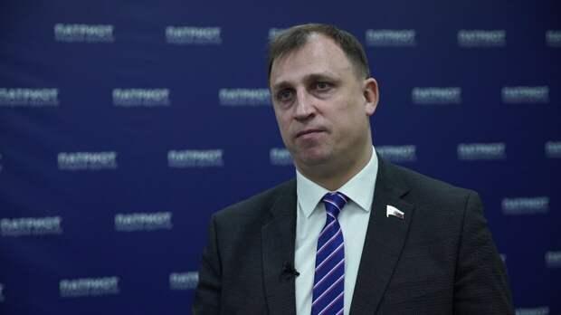 Сергей Вострецов стал участником торжественной церемонии ко Дню основания Петербурга